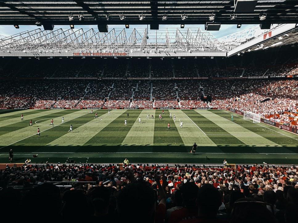 Engelsk fodboldstadion